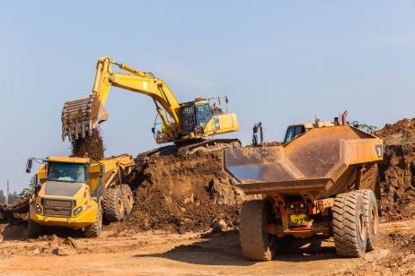 Construction,Earthworks,Excavator,Grader,Trucks,Construction,Industrial,Earthworks,Excavator,Grader